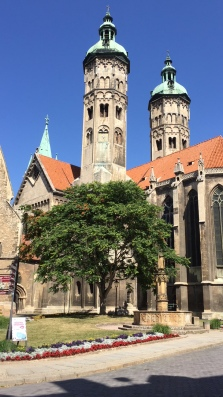 Seit 1. Juli 2018 Weltkulturerbe - der Naumburger Dom