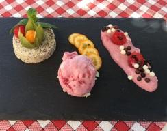 Die Dessertvariation, hmmm
